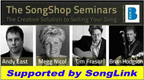 The SongShop Seminars - The Creative Solution to Selling Your Song