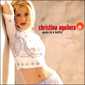 Christina Aguilera - Genie In A Bottle