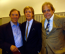 Don Black, Paul McCartney and David Stark
